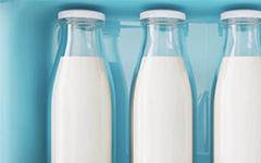 Молочная диета от живота