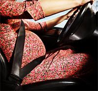 Правила поведения за рулем во время беременности