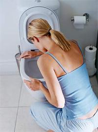 Тошнота по утрам во время беременности