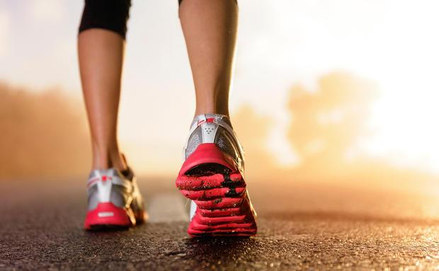 Фитнес-прогулка: Как и сколько ходить, чтобы похудеть