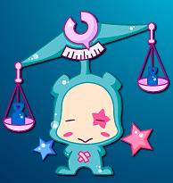 Детский гороскоп: Зодиак Весы