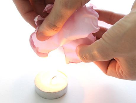 Пионы из ткани своими руками