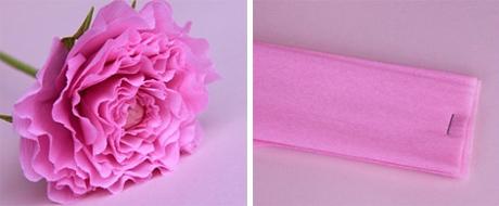 цветочки из бумаги своими руками с пошаговой инструкцией - фото 2