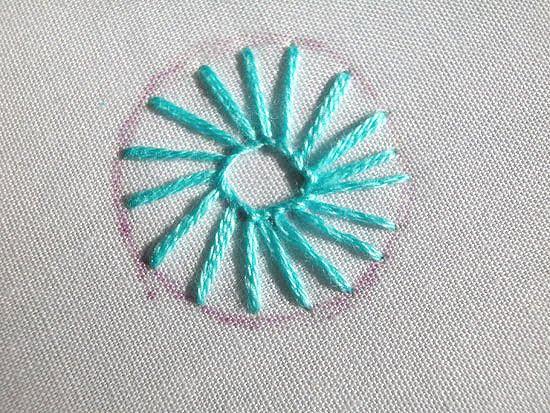 Петельные цветы (Buttonhole Flowers)