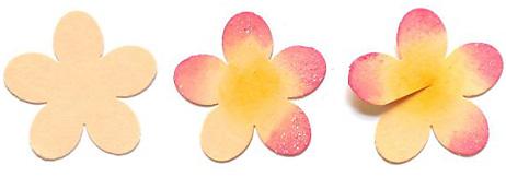 Цветок из бумаги своими руками