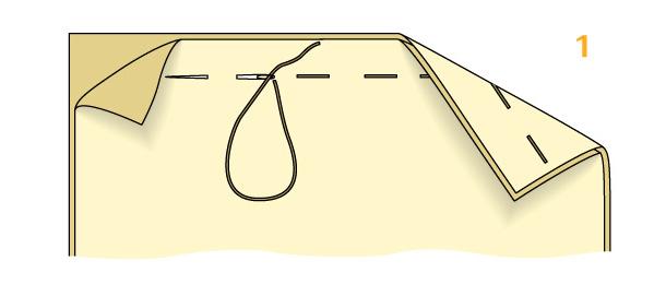 Шитьё и вышивание: основные швы