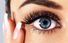 Рацион питания меняет цвет глаз