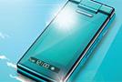Sharp выпускает мобильник: водонепроницаемый и на солнечных батарейках