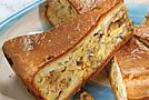Капустный пирог с карри