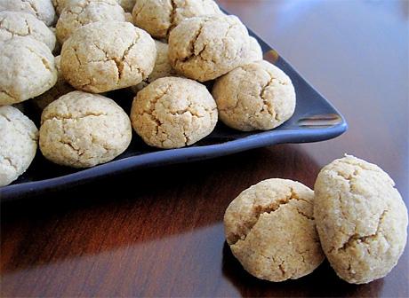 Печенье «Шарики со вкусом халвы»