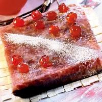 Вишневая мазурка (пирог Польша)