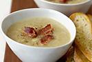 Картофельный суп с беконом