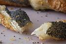 Маковая соломка с сыром Пармезан
