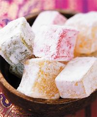 Рахат-лукум, восточные сладости