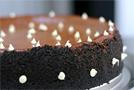 Вафельно-шоколадный торт