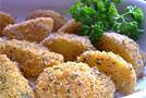 Котлеты без мяса, вегетарианский рецепт