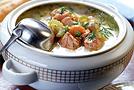 Рыбный суп по-шведски
