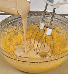 Овсяный кекс с бананами