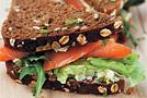 Сэндвич: бутерброд на завтрак