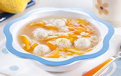 Суп с фрикадельками из индейки в мультиварке