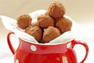 Конфеты шоколадные трюфели