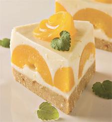 Йогуртовый торт, легкое лакомство без выпечки