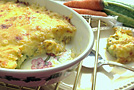Кабачки под сырной корочкой