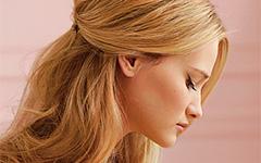 Укладываем волосы: Романтичная причёска