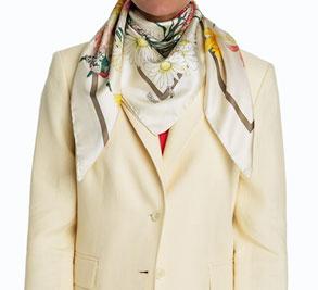 Завязываем шейный платок: Ковбойский узел