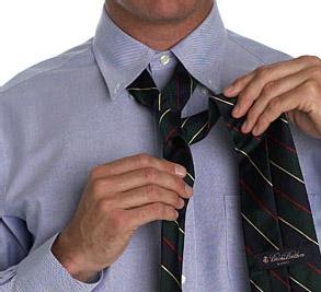 Как завязать галстук: узел Принц Альберт (Prince Albert)