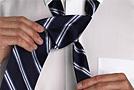 Завязываем галстук: Виндзор (Windsor)