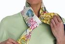 Как завязать шейный платок: Кольцо-жгут