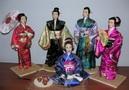 Куклы ручной работы в японском стиле