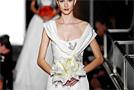 Свадебные платья от Carolina Herrera Весна-2010