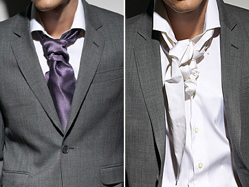 Галстук — лучший аксессуар мужской моды