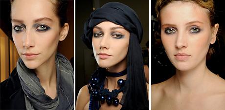 Макияж глаз: тенденции Весна-Лето 2011