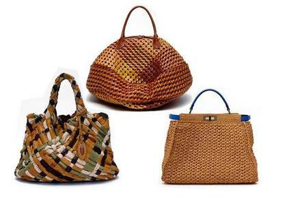"""Плетеные Прародительницей первой знаменитой сумки Bottega Veneta  """"Сabat """" была..."""